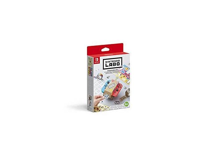Nintendo Labo Customisation Set (Switch) - 1