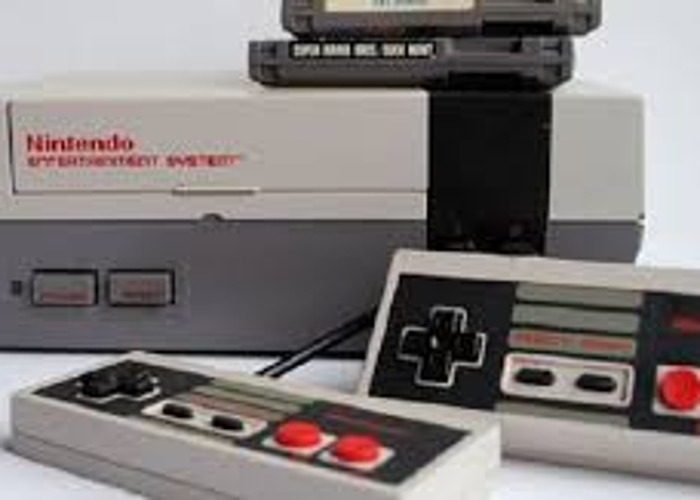 Nintendo Nes Original - 1