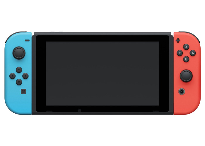 Nintendo Switch Console - Neon with improved battery - 2