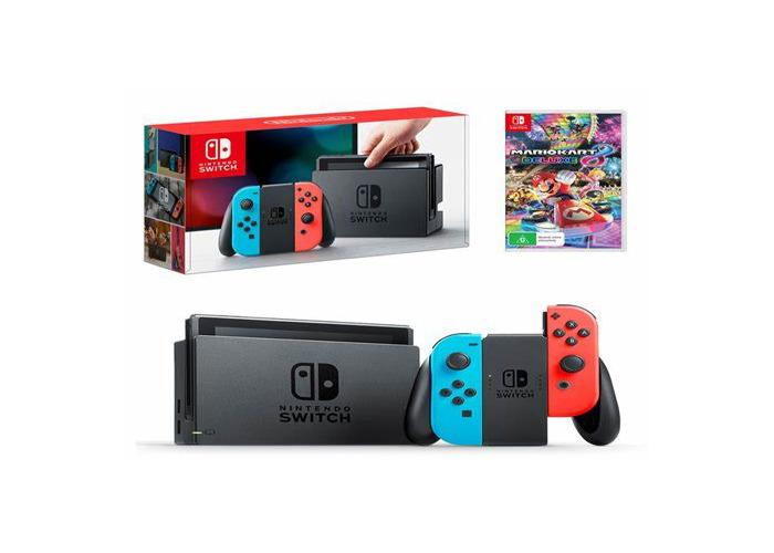 Nintendo switch (WITH MARIO CART) - 1