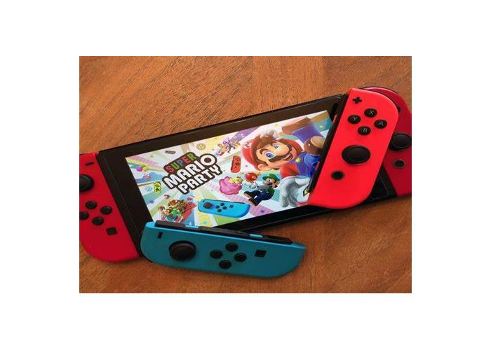Nintendo Switch with Mario, Spyro, Pokemon and others - 1