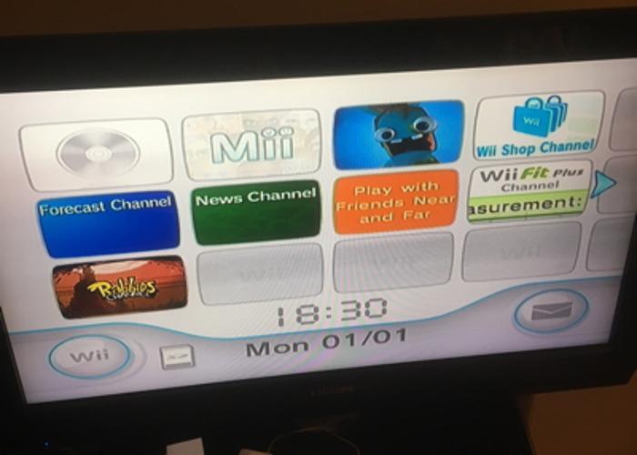 Nintendo Wii Console - 1