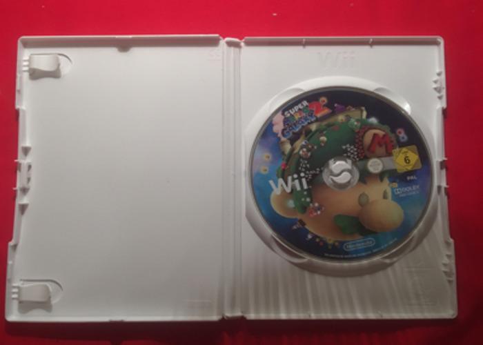 Nintendo Wii Super Mario Galaxy 2  - 2