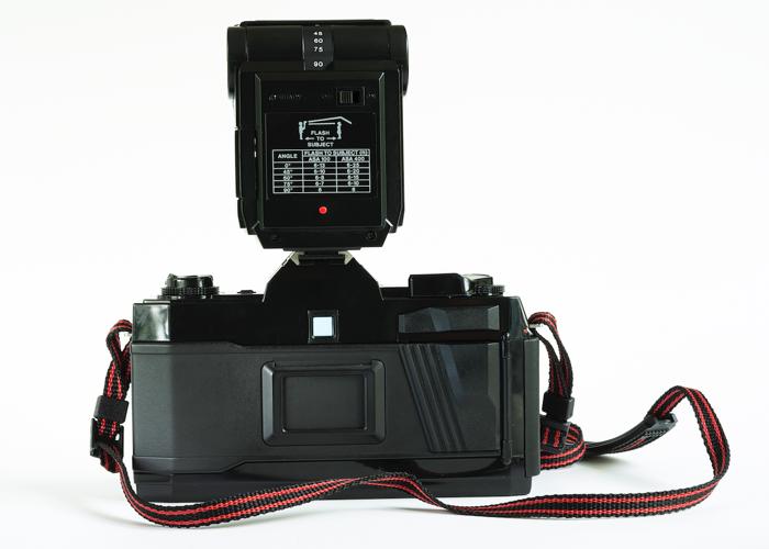 Nishika N8000 35mm film GIF camera • Nishika N8000 🤩 - 2