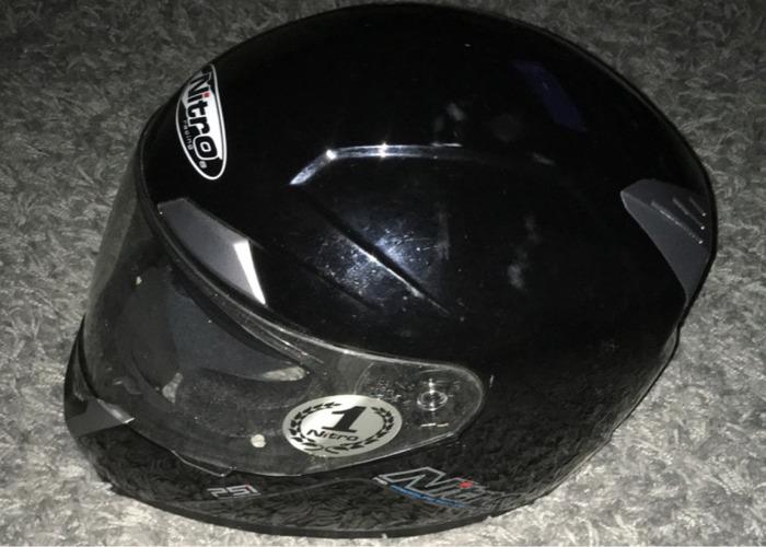 Motorcycle helmet - NITRO N-PSI PUMP HELMET - 2