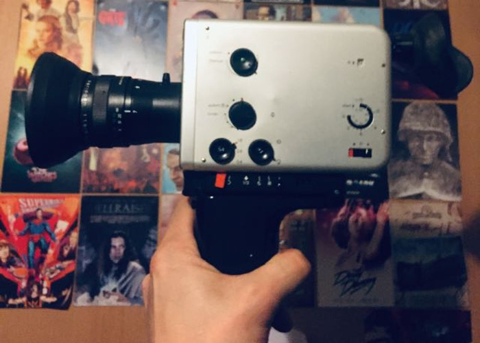 Nizo 561 Super8 vintage movie camera - 1