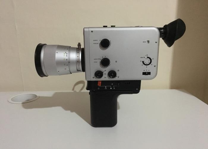 Nizo Professional Super 8mm Camera - 1