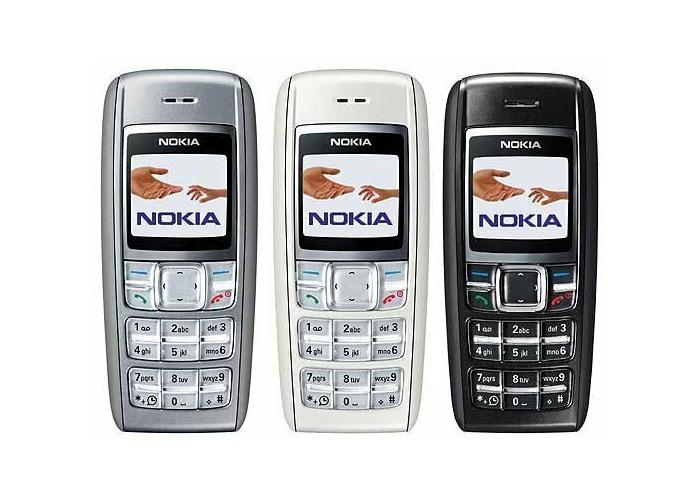 Buy Nokia 1600 Retro Mobile Phone Dual Band GSM NEW