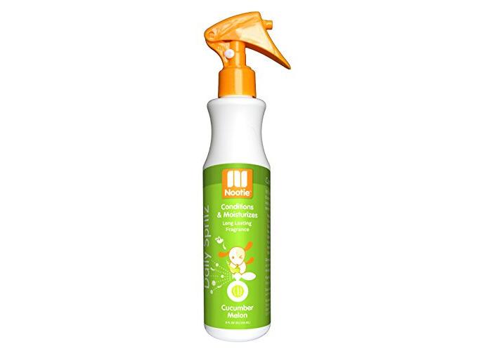 Nootie Daily Spritz Cucumber Melon Pet Conditioning Spray, 8oz - 1