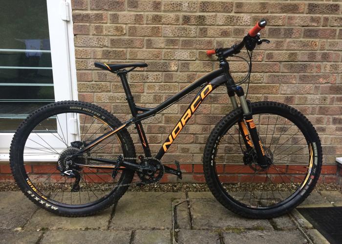 Norco Mountain Bikes >> Rent Norco Charger Mountain Bike In Kingston