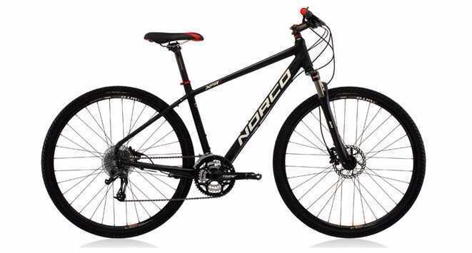 Norco XFR1 Hybrid Bicycle - 1
