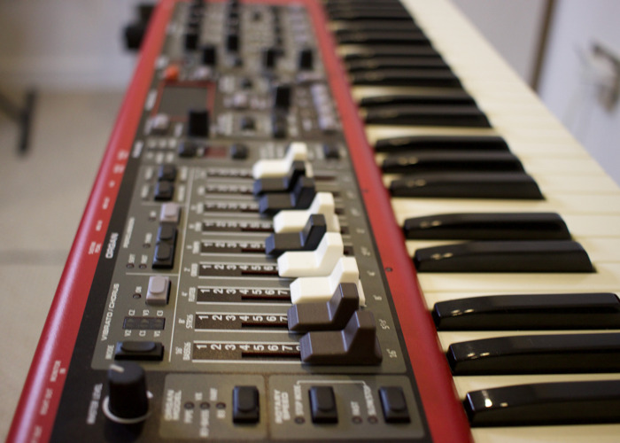 Nord Electro 5D with Gig Bag - 1