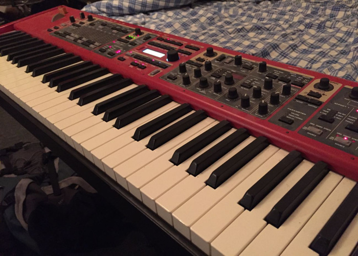 Nord Stage 2 HA76 Keyboard - 2
