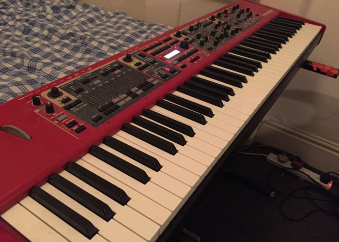 Nord Stage 2 HA76 Keyboard - 1