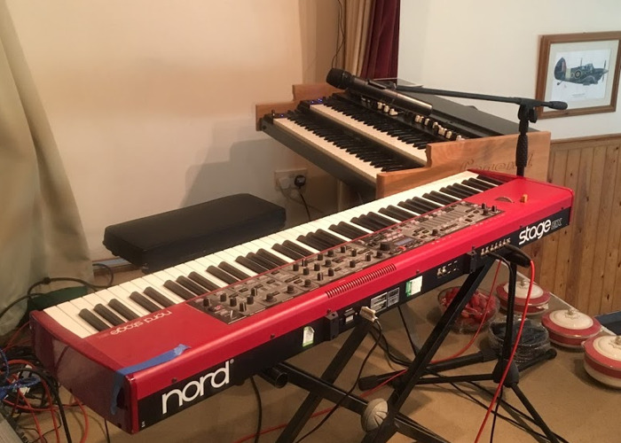 Nord Stage 2 Piano  - 1