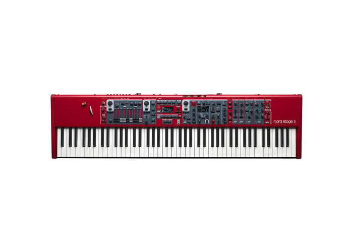Nord Stage 3 88 Digital Stage Piano - 1