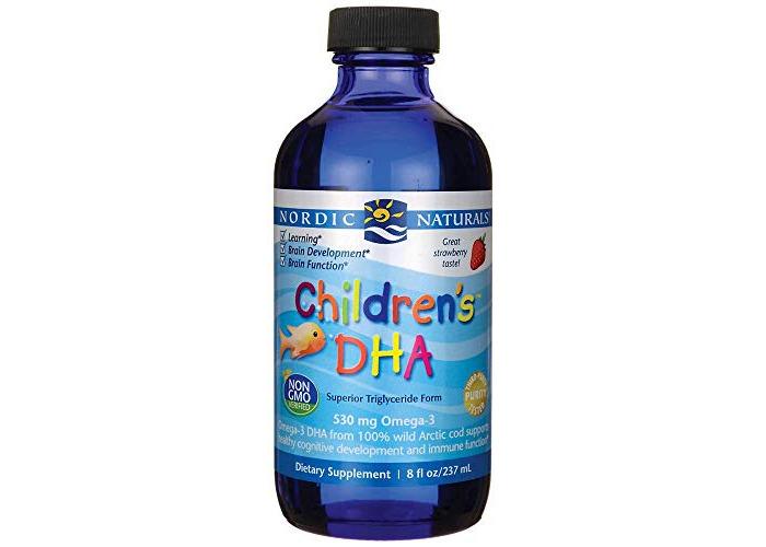Nordic Naturals Children's DHA Tonic, Strawberry, 237 ml - 1