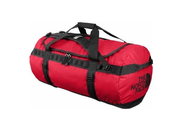 North face duffle bag and hand carry - 1