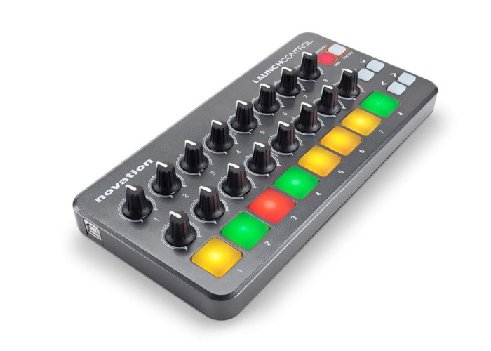 NOVATION LAUNCHCONTROL MIDI CONTROLLER - 1