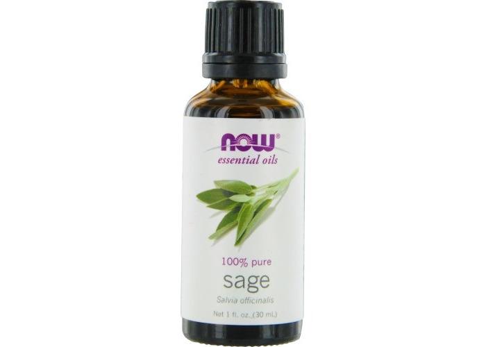 Now Foods Sage Oil, 30ml - 1