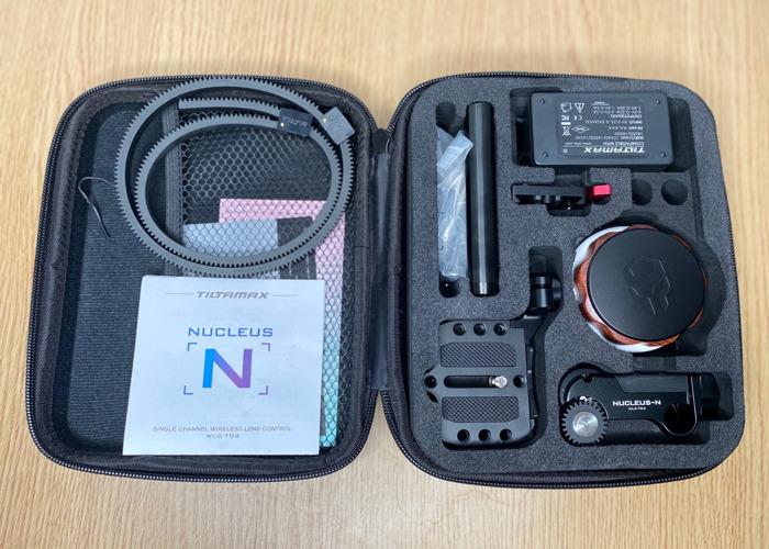 Nucleus Nano Wireless Follow Focus   - 1