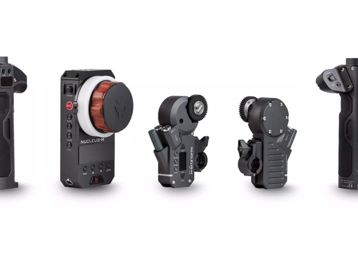 Nucleus-M: Wireless Lens Control System  - 2