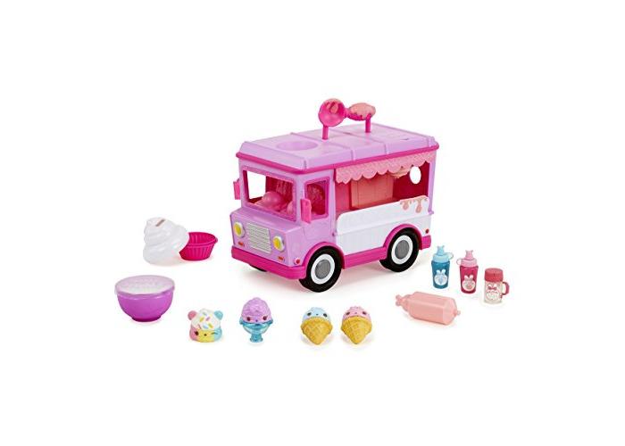 Num Noms Glitter Lip Gloss Truck Playset - 1