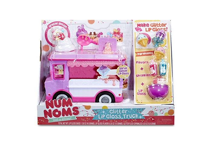 Num Noms Glitter Lip Gloss Truck Playset - 2