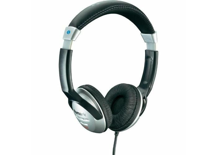 Numark HF125 DJ Headphones - 1