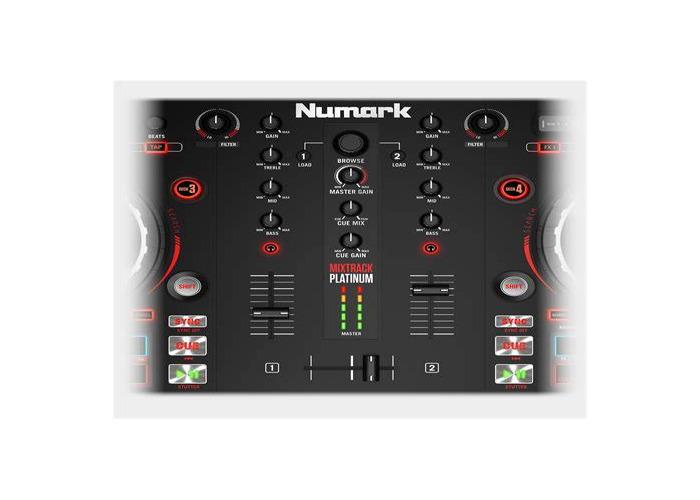 Numark mictrack platinum - 1