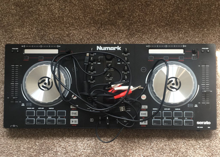Rent Numark Mixtrack Pro 3 in London