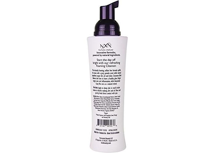 NxN Nurture by Nature - Fresh Start Foaming Facial Cleanser - 5.9 fl. oz. - 2