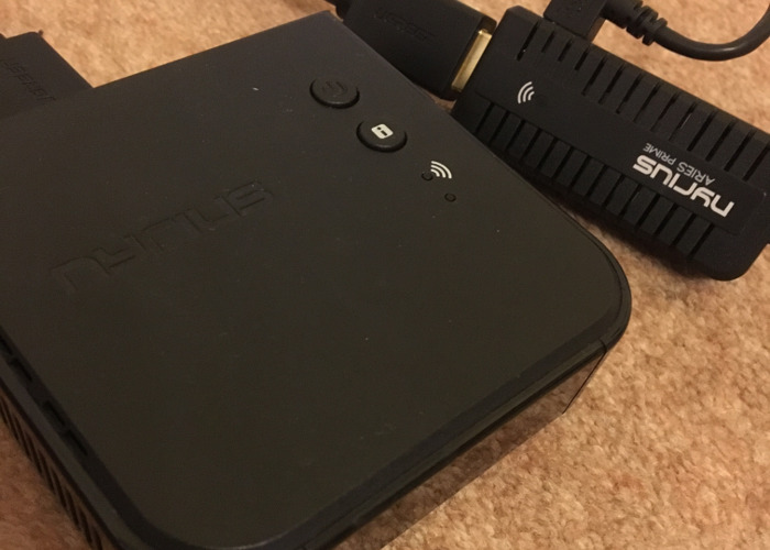 Nyrius ARIES Pro Wireless HDMI Transmitter and Receiver - 1