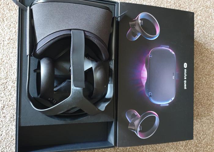 Oculus Quest 128GB - 2
