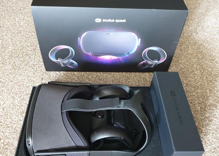 Oculus Quest 128GB - 1