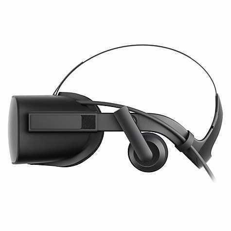 Oculus Rift - 1