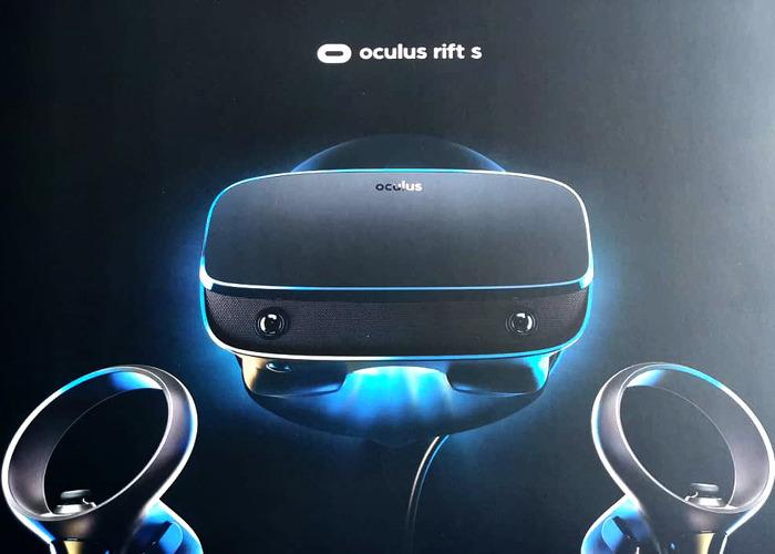 Oculus Rift S- PC Based Virtual Reality VR Headset  - 2