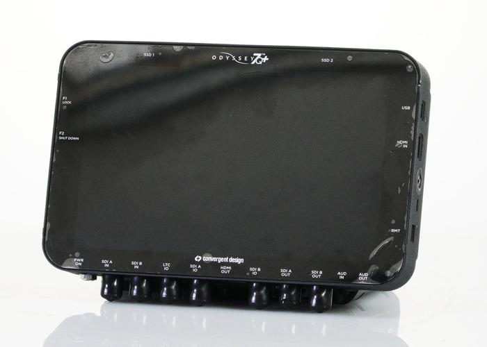 Odyssey 7Q+ external monitor and Swit Wireless transmitter p - 1