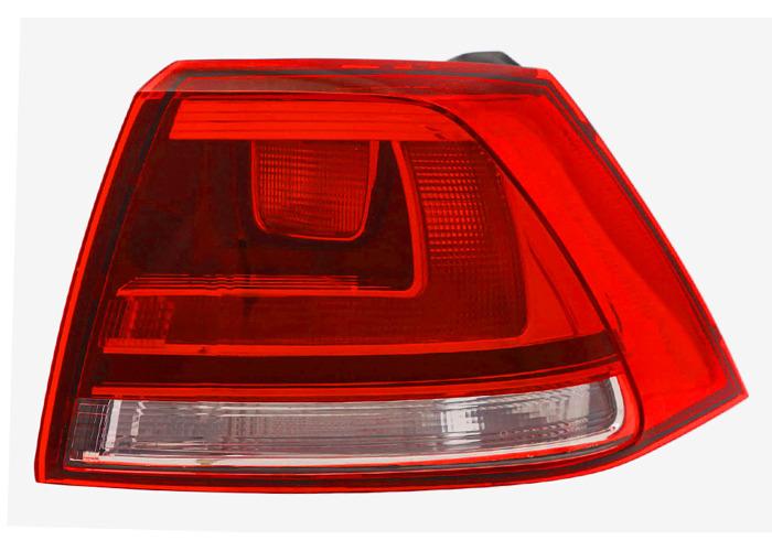 OEM RHD LHD Rear Right Light Halogen WY21W W21W For VW GOLF VII 5G1 BE1 08.12-On - 1