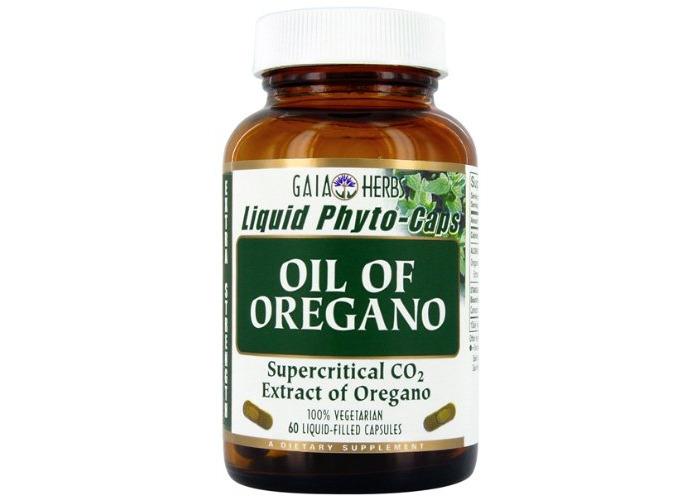Buy Oil Of Oregano 60 Capsule Fat Llama