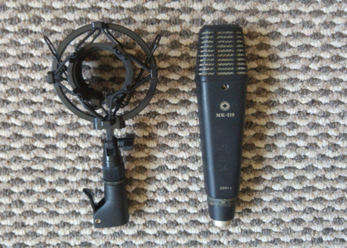 Oktava MK-219 Studio Condenser Microphone - 1
