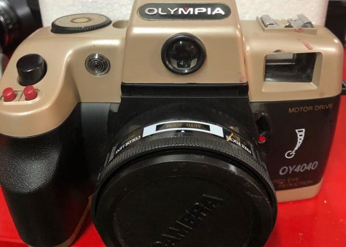 Olympia OY4040 Film Camera - 1