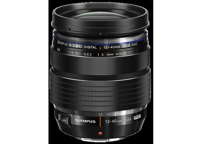 Olympus 12-40mm f2.8 M.ZUIKO PRO Digital Micro Four Thirds PRO Lens - 1