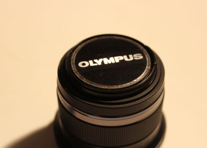 Olympus M.ZUIKO DIGITAL 45 mm 1:1.8 Lens  - 2