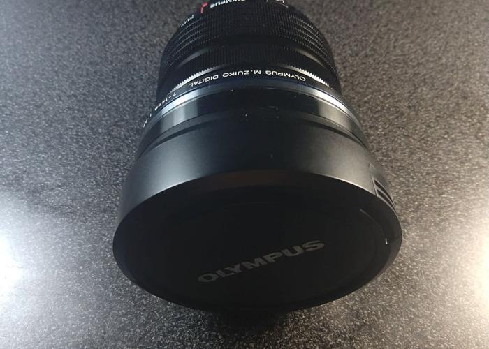 Olympus M.Zuiko Digital ED 7-14mm f/2.8 PRO Lens M4/3 Micro  - 2
