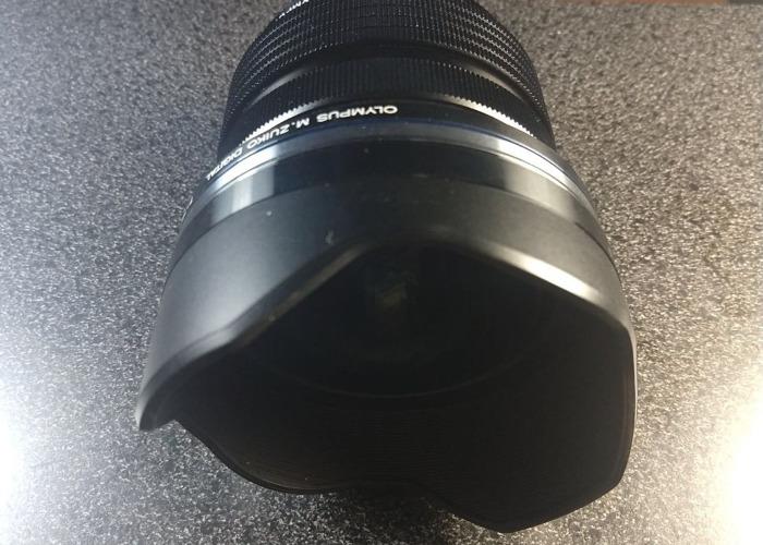 Olympus M.Zuiko Digital ED 7-14mm f/2.8 PRO Lens M4/3 Micro  - 1