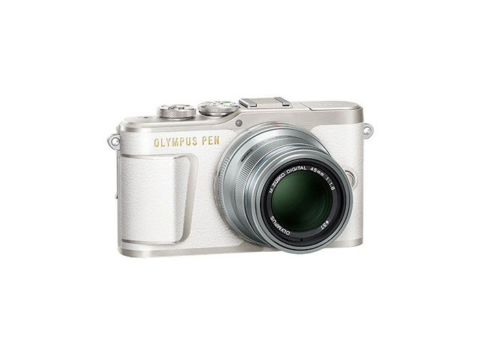 Olympus Pen E-PL9 Digital Camera with 14-42mm Lens – White - 1