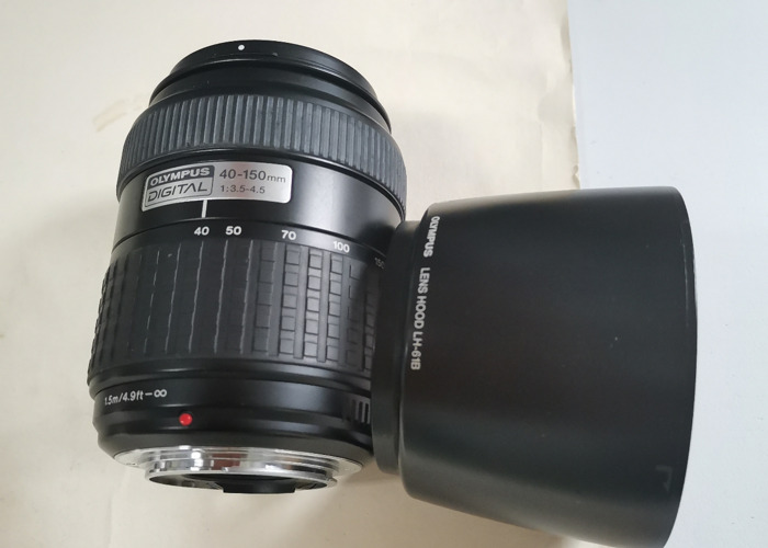 Olypus  Camera Lens 3.5-4.5 - 2