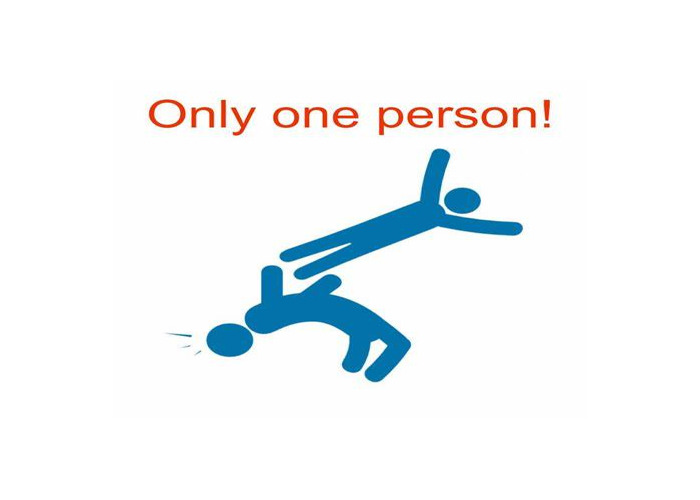 One person - 1