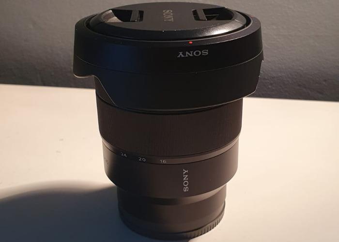 Sony Zeiss Vario-Tessar T* FE 16-35mm f/4 ZA OSS - 2